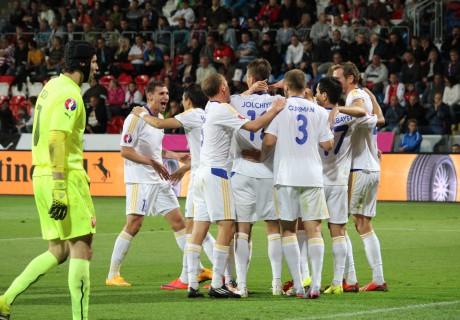 Сборная Казахстана по футболу прибыла в Исландию